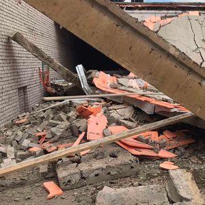 Се урна недограден трговски центар во близина на Москва, најмалку четири лица загинаа