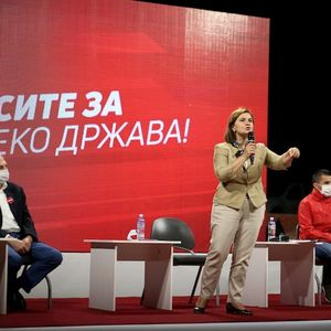 Шахпаска: За три години покажавме што значи вистинска грижа за сите граѓани, ја внесовме државата во НАТО и градиме европска иднина