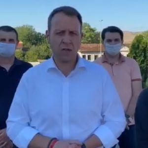 Јанушев: Граѓаните се незадоволни од СДСМ, Заев и Николовски