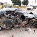Еден починат во сообраќајка во која учествувал македонски државјанин на патот Елбасан-Пеќин во Албанија