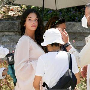 Малолетната ќерка на Моника Белучи стана заштитен лик на Долче и Габана