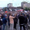 Попладнево протести во шест градови против покачувањето на струјата