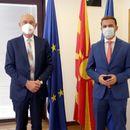 Османи: Добиваме искусен дипломат и искрен сојузник на патот кон Брисел