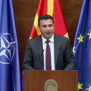 Премиерот Зоран Заев пред пратениците ги образложува предлозите за заменици министри