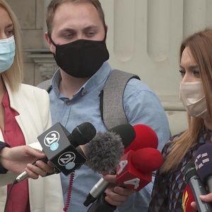 Алексиќ: Јанкуловска во затвор спроведена без почитување на законската процедура