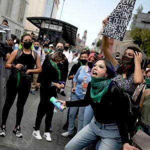 Жените во Мексико бараат легализација на абортусот