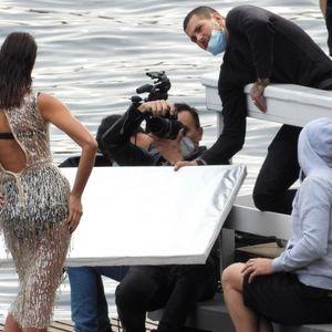 Прекрасната Ирина снима за Вог во Италија