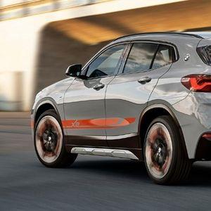 BMW го претстави  X2 M Mesh со персонализирани детали