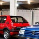 Реставрација на Peugeot 205 GTI со Aventure Peugeot