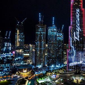 """Порше ,,ја освои"""" највисоката зграда на светот"""