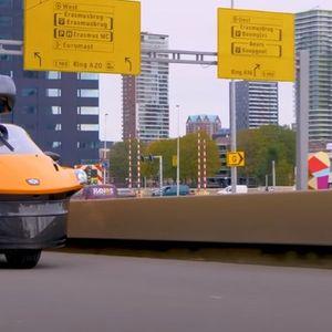 Првиот летечки автомобил доби дозвола да вози по патиштата