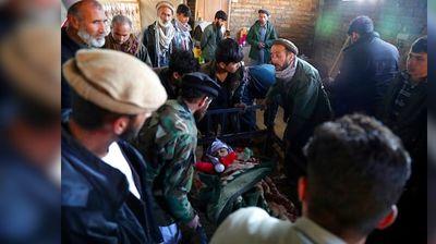 Најмалку осуммина загинати во напад со гранати во Кабул