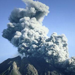 Ерупција на вулкан на островот Јава, нема жртви