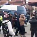 Полицијата интервенираше во Вевчани по групирањето на откажаниот Вевчански карневал