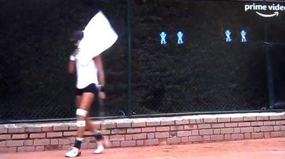 Невидено на тениски меч: Судијата погрешно го запишувал резултатот