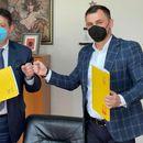 Потпишан меморандум за соработка меѓу националната Пошта и средното поштенско училиште