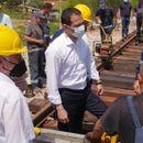 Бочварски: Оштетената пруга кај Куманово од утре ја ставаме во функција