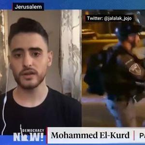Млад Палестинец давал интервју за CNN и NBC, па го привеле израелски војници