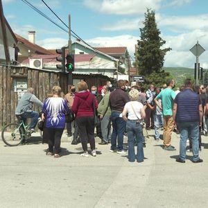 Протест во општина Ѓорче Петров – граѓаните бараат да се задржи името на населбата Даме Груев