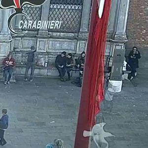 """""""Филмски"""" грабеж на златарница во Венеција, уапсени членови на меѓународна банда (ВИДЕО)"""