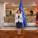 Заев се сретна со косовската заменик-премиерка и министерка Гервала-Шварц