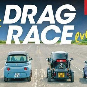 """Кој е најбрз меѓу најбавните- трка на градските """"џуџиња"""""""