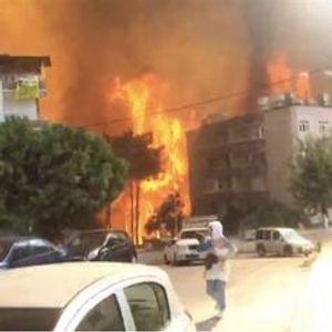 Пожарите и натаму пустошат низ Турција, расте бројот на жртвите (ВИДЕО)