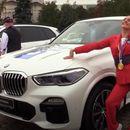 """Руските олимпијци добија """"BMW"""" автомобили"""