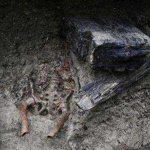 Италијански археолози пронашле човечки костур, по ерупцијата на Везув во 79 година н.е.