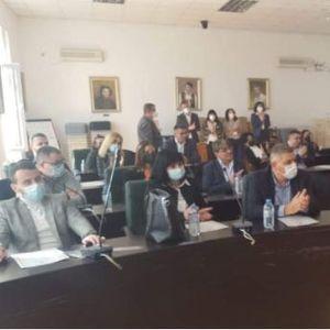 Јанчев и новоизбраните советници ги примија уверенијата од кавадаречката изборна комисија