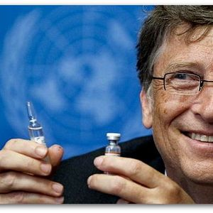 Со вакцините убил на илјадници деца | Индија ја тужи Фондацијата на Бил Гејтс !?
