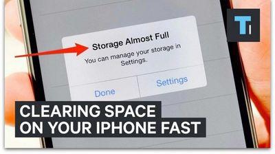 Еве како во неколку чекори едноставно да ја ослободите меморијата во Ајфонот   Видео