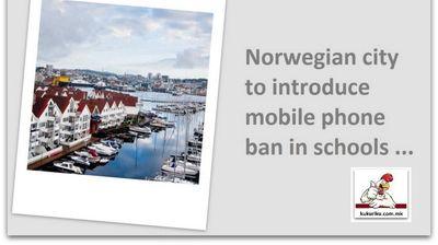 Норвешките ученици наскоро без мобилки – Детокс од виртуелниот свет