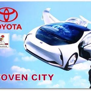 Woven City на Тојота | Градот на иднината | Видео