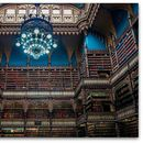 Кралската читална   Gabinete Português de Leitura   Фото