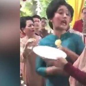 Жени се степаа на свадба и тоа поради храна