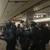 Демонстрантите во Хонг Конг ја демолираа метро станицата