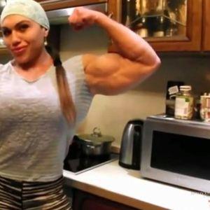 Најсилната жена во светот е Русинка: Со неа нема шегување