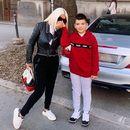 Дара Бубамара сподели фотографија во танга, а нејзиниот 10 годишен син ги запрепасти сите со неговиот коментар за неговата мајка