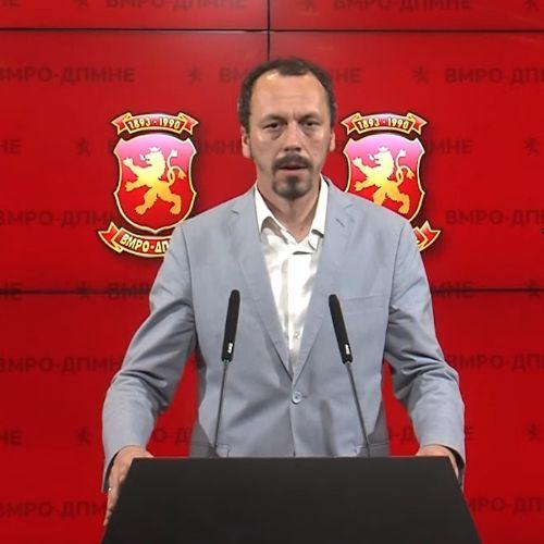 """Петрушевски: Одговорност и оставки! И тоа веднаш и сега! Единствено тоа е нормално во оваа лудило наречено """"новата нормалност"""""""