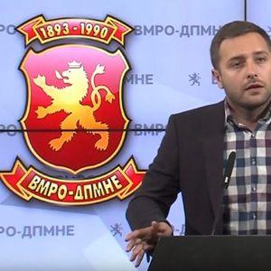Арсовски: Царовска молчи за скандалот, дали и тендер од 80.000 евра ќе припаднена нејзиното семејство?