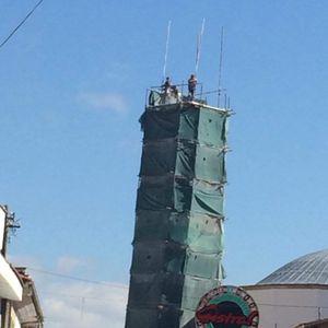 Џамијата во Охрид изградена, дозвола за градба нема, хаосот во градот не запира, УНЕСКО предупредува