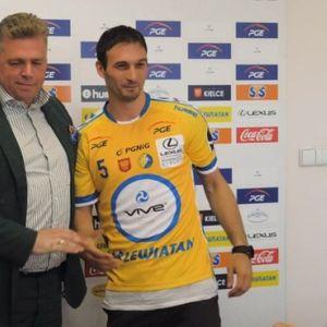 Игор Карачиќ го облече дресот на Киелце, но не го заборави и Вардар