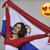 Се врати Лариса Рикелме, парагвајската убавица блесна на Копа Америка