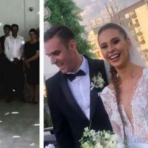 """Тројца ракометари го кажаа судбоносното """"ДА"""" во исти ден- ракометарите на маки каде да присуствуваат на свадба"""
