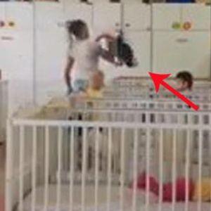 За малку ќе му ја откинеше раката: Воспитувачка во Србија се однесува неодговорно кон децата