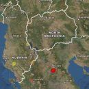 Два земјотреси попладнево ги вознемирија македонските граѓани