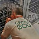 Кога се видовме Коко скокаше и се радуваше, се гушкавме и бакнувавме преку решетките!