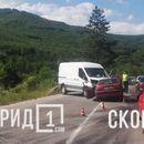 Ужасна сообраќајка во Македонија: Едно лице загина, друго е тешко повредено
