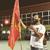 Некст Тајм го истакнаа знамето од Кутлеш на својот настап во Охрид